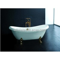 China supplier Acrylic bathtub