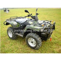 Chinese Four Stroke Single Cylinder 400cc EEC ATV