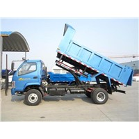 Chinese Light Dump Truck Load 5ton/5000kg Mini Tipper Truck
