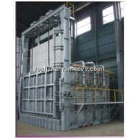 Combustion Control System of Car-Type Metal Heat Treatment Furnce