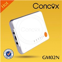 Concox Smoke Alarm System with Voice Record for home safety GM02N
