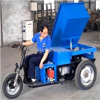 Concrete hydraulic feeding dumper for selling