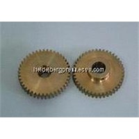 Copper Water Roller Ride Roller Gear (Copper),Ink Key Motor Combination SIRC-3C, FIN-4073-024