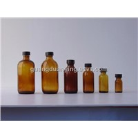 Cosmetic Packaging Glass Essential Oil Bottle