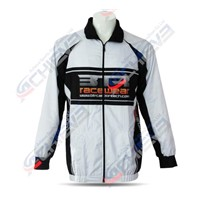 Custom Branded Mesh Lining Softshell Jacket