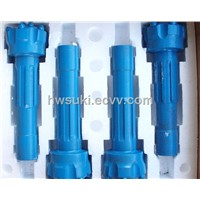 DTH button hard rock drill bits hot and popular