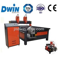 DW1325 3d 4 axis cnc woodworking machine
