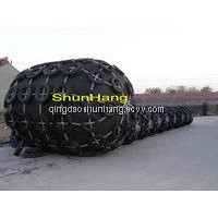 Dia 2x3.5m lower cost good tightness chinese inflatable rubber fender