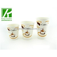 Disposable 8 oz Paper Coffee Cups