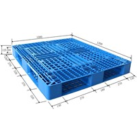 Double Face Plastic Pallet