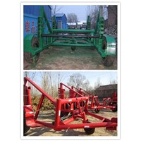 Drum Trailer,Cable Winch,Cable Drum Trailer