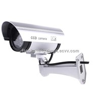 Dummy Fake Surveillance LED Security Camera