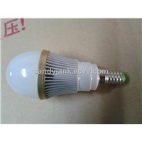 E14 5W High Brightness LED Bulb