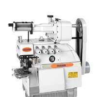 Elastic Lace Attaching Overlock Sewing Machine