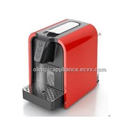 Espresso Capsule Machine,Suitable for Caffitaly, Lavazza Espresso Point, Nespresso and Lavazza Blue