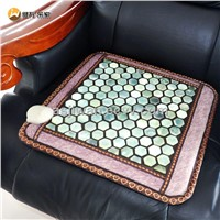 Far-infrared jade cushion, china heating jade mat with digital display
