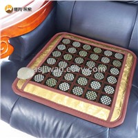 Far-infrared jade cushion, massage jade cushion, healthy heating cushion