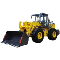 Front-end Bucket Wheel Loader From Maker XJ953-DLS