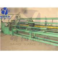 Full Automatic Chain Link Fence Machine/Diamond Mesh Netting Machine