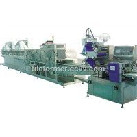 Full Automatic Wet Napkin Making Machine