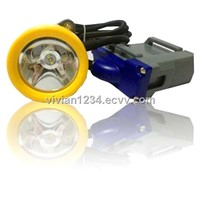 GLT-7C anti-explosive 15000lux at 1 meter high brightness led miner's cap lamp