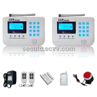 GSM Alarm Systems(with appliance control)