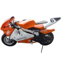Gas 49cc Pocket Bike,2-troke