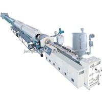 HDPE Gas/Water Pipe Extrusion Line