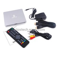 HD iptv box with slim size, Android 4.2 OS with Allwinner A20 main chip
