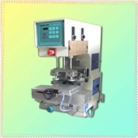 automatic 2 color tabletop pad printing machine