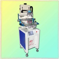 HS-260PI automatic screen printing equipment with vacuum workbench