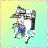 HS-260R automatic precison cup printing machine for 1 color