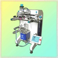 HS-260R  precision automatic bottle screen printing machine