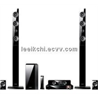 HT-E6730W Home theater system with iPhone / iPod cradle - Midnight black