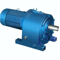 Hardened Cylinder Gear Reducer