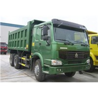 Heavy Equipment Diesel Tipper Trucks Made in China