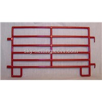 6 rail power coating Heavy duty corral cattle panel