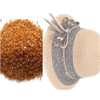 Hide adhesive animal bone glue for straw hat