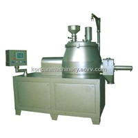 High Speed Mixer Granulator, High Speed Mixer for Wet Granulating (MHS Series)