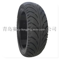 High quality tubeless motorcycle tyre