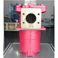 Hydac replacement hydraulic return line oil filter
