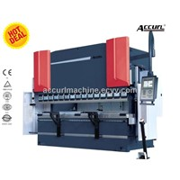 Hydraulic Press Brake (Hydraulic bending machine, Plate bending machine WC67Y-200/3200)