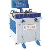 Hydraulic double the shoes side pressing machine