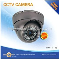 IR sony ccd dome security CCTV camera with varifocal zoom lens