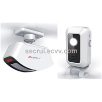 Infrared Doorbell Anti-thief doorbell burglar alarm for home security KR-M7