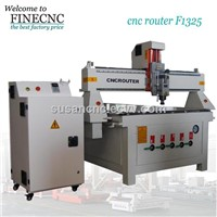 JM1325 cnc router machine good price Original Ncstudio system