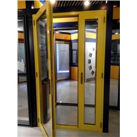 JPM5 aluminium Casement glass door for wholesale