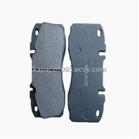 KAPACO Automotive parts of I veco Disc brake pad WVA29122