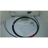 KEYENCE Sensor FU-31,Reflection Type Optical Fiber Unit