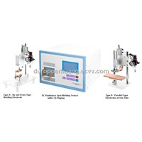KIA Series DC Inverter Precise Welding Machine  for Metal sheet with Lines